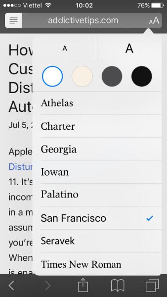 IMG 1372 338x600 - 8 thủ thuật Safari trên thiết bị iOS mà bạn có thể chưa biết