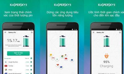 Kaspersky Battery Life 400x240 - Kaspersky Battery Life: Ứng dụng miễn phí giúp tiết kiệm pin cho Android