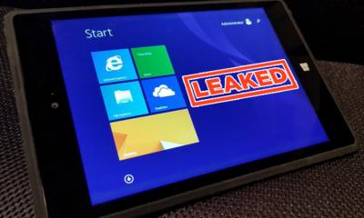 Microsofts Surface Mini 400x240 - Rò rỉ hình ảnh Surface Mini – chiếc tablet từng bị Microsoft loại bỏ