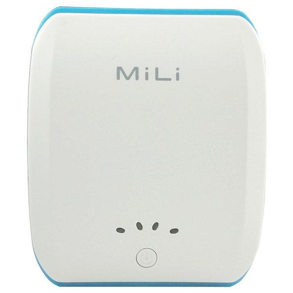 Mili Power Ocean II HB B10 10400mAh 600x600 - Top 5 pin sạc dự phòng tốt cho iPhone