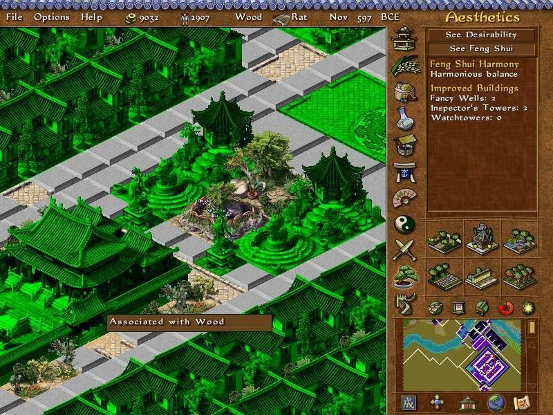 emperor rise of the middle kingdom 1 800x600 - Game cũ mà hay: Emperor - Rise of the Middle Kingdom