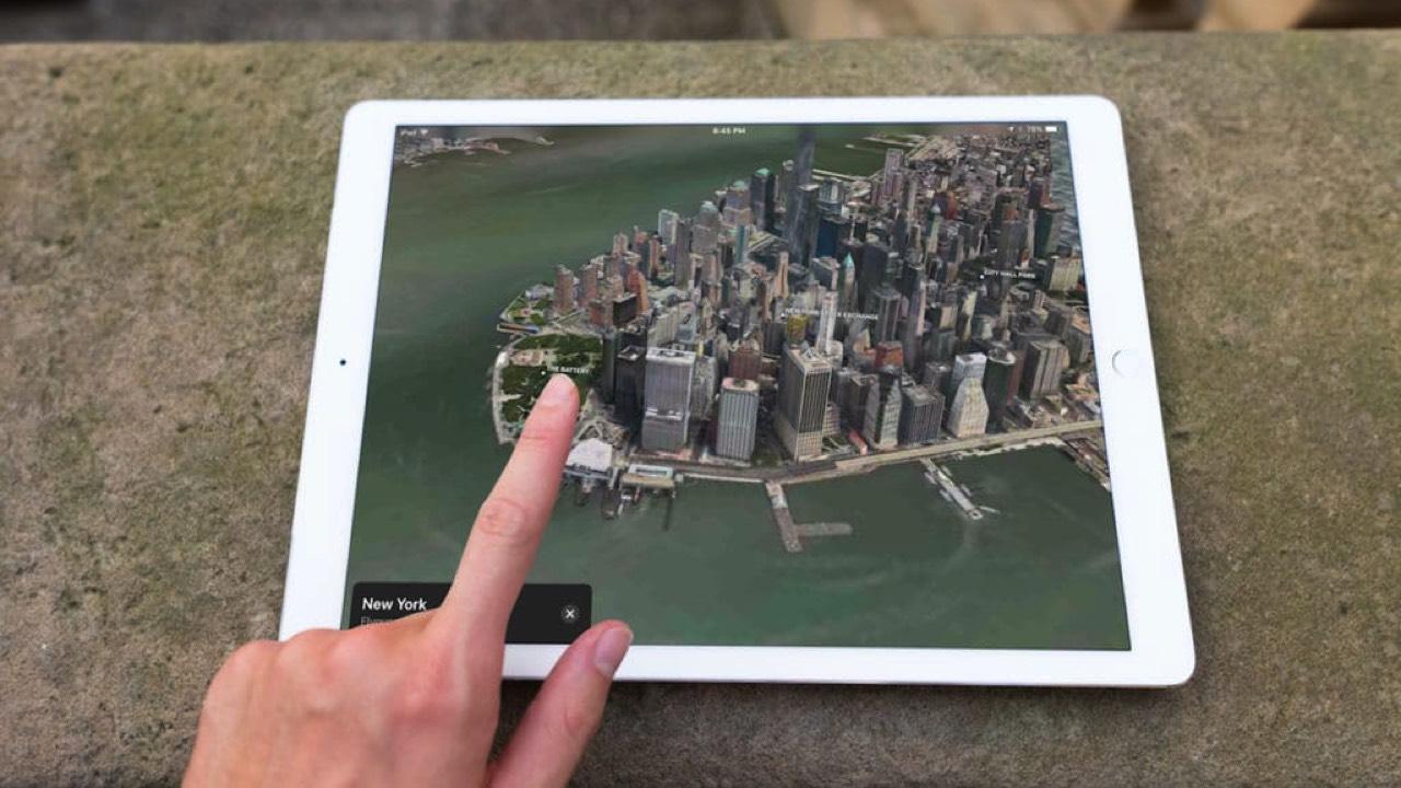 """flyover featured - Làm """"Batman"""" với tính năng Flyover trên iOS 11"""