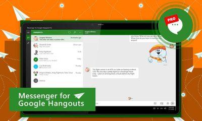 google hangouts 400x240 - Ứng dụng UWP giúp trò chuyện bạn bè trên Google Hangouts