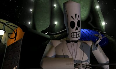 Grim Fandango Remastered game review
