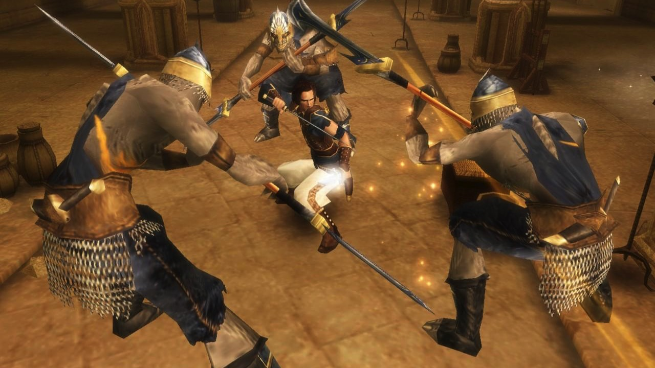 prince of persia the sands of time featured - Game cũ mà hay: Prince of Persia - The Sands of Time