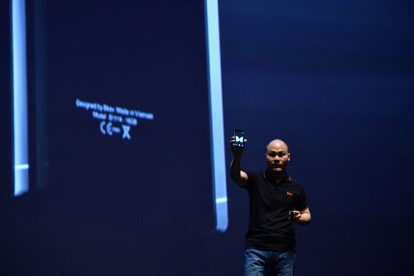ra mat Bphone 600x400 - Bkav ra mắt Bphone phiên bản mới đầu tháng 8, bán qua Thế Giới Di động