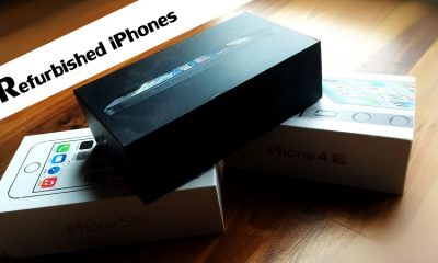 refurbished iphone 400x240 - Điện thoại refurbished là gì?