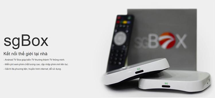 sgbox 4 - Đánh giá nhanh sgBox: Android TV box giá rẻ đang khuyến mại lớn