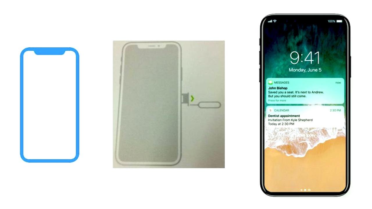 thiet ke iphone 8 featured - Apple vô tình lộ thiết kế iPhone 8