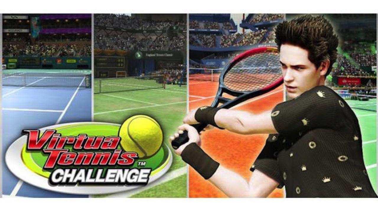 "virtua tennis challenge featured - SEGA tặng game ""khủng"" Virtua Tennis Challenge, mời bạn tải về"