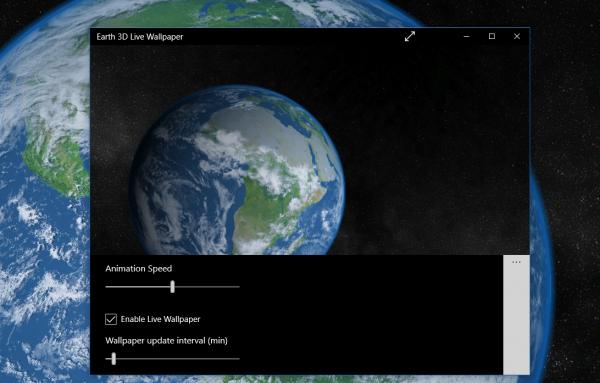 2017 08 12 14 44 27 600x383 - Nhanh tay tải Earth 3D Live Wallpaper (1,99USD) đang miễn phí cho Windows 10