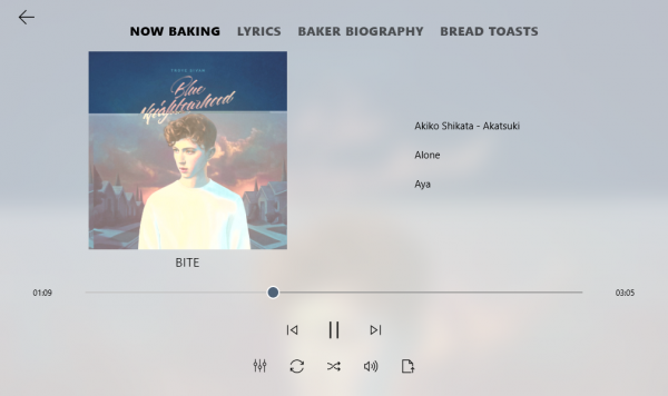2017 08 20 13 19 17 600x356 - Bread Player: Ứng dụng nghe nhạc Windows 10 hỗ trợ công cụ Equalizer