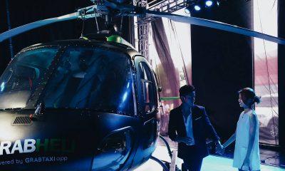 GrabHeli 400x240 - Grab thử nghiệm GrabHeli - dịch vụ cho thuê máy bay trực thăng