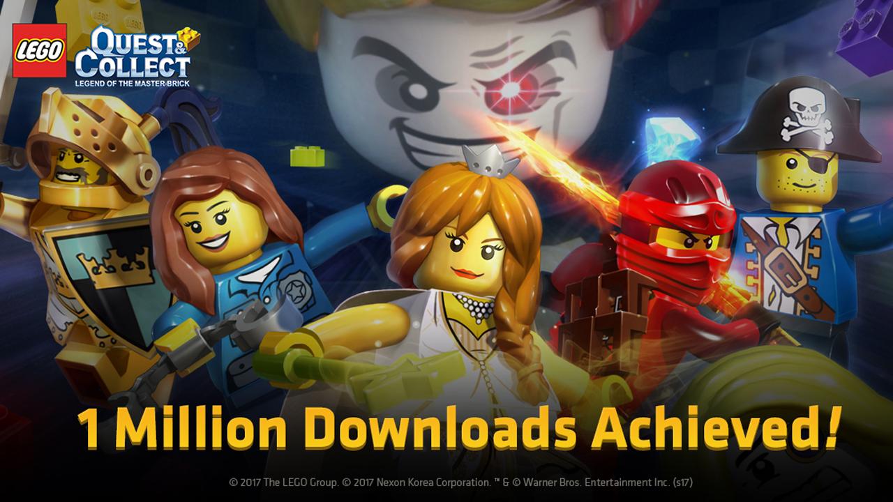 """LEGO 6 - Game mobile """"LEGO Quest & Collect"""" có thêm nội dung mới: Đột kích Boss thế giới"""