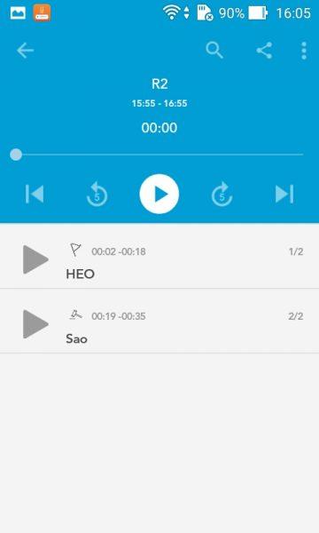 Screenshot 2017 08 09 16 05 06 360x600 - Ứng dụng ghi âm cho Android, hỗ trợ lưu trữ và chia sẻ trực tuyến