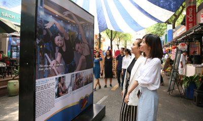"""Uoc mo luon xanh 400x240 - Những câu chuyện đầy cảm hứng về hành trình thực hiện ước mơ của người lớn tuổi tại triển lãm ảnh """"Ước mơ luôn xanh"""""""