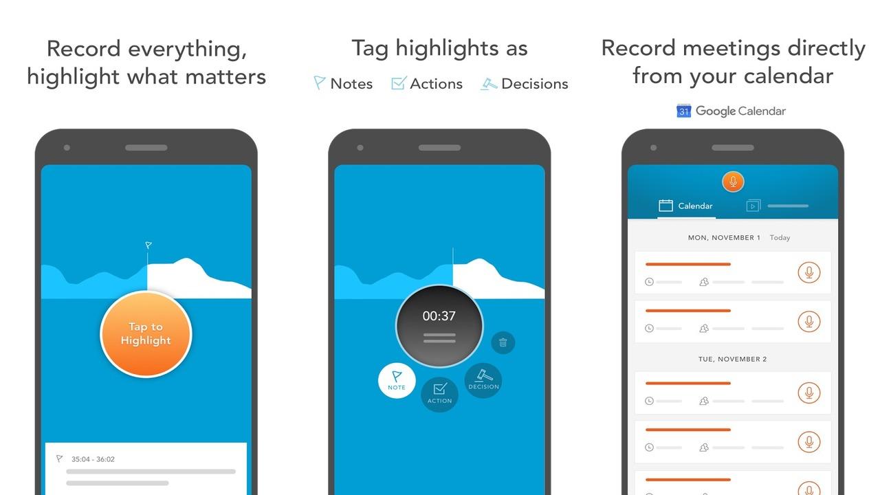 Wrappup Smart Voice Recorder - Ứng dụng ghi âm cho Android, hỗ trợ lưu trữ và chia sẻ trực tuyến