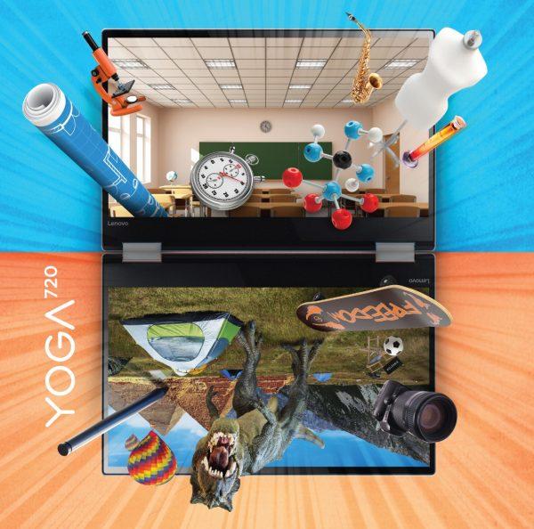 Yoga720 600x594 - Lenovo khuyến mại quà giá trị cho khách mua máy tính Lenovo