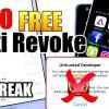 """antirevoke featured 100x100 - AntiRevoke - """"Công cụ"""" chống thu hồi chứng chỉ của Apple cập nhật bản 2.0"""