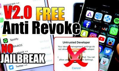 """antirevoke featured 400x240 - AntiRevoke - """"Công cụ"""" chống thu hồi chứng chỉ của Apple cập nhật bản 2.0"""