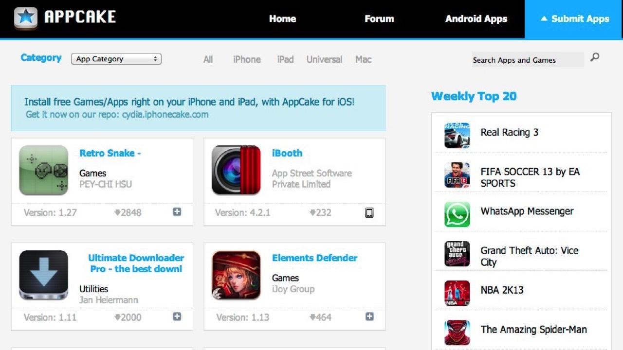 appcake featured - AppSync và AppCake đã tương thích jailbreak iOS 9.3.5