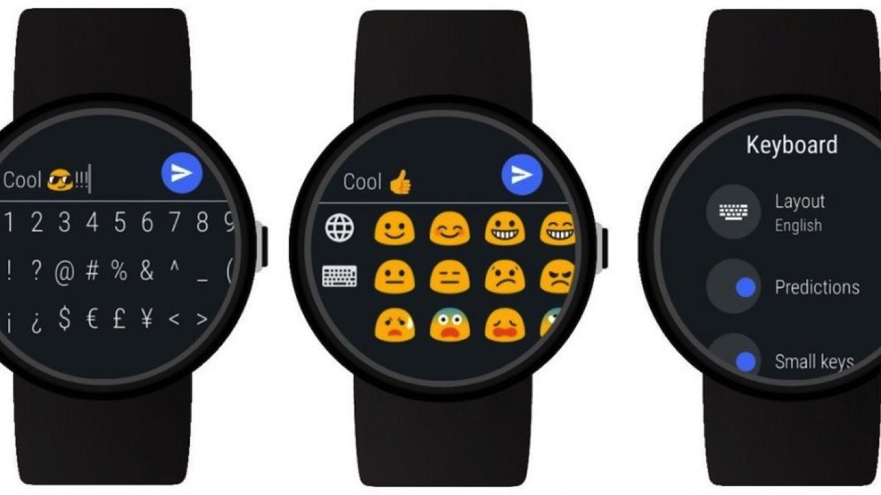 """ban phim cho android wear featured - Đã có """"bàn phím"""" cho đồng hồ thông minh chạy Android Wear 2.0"""
