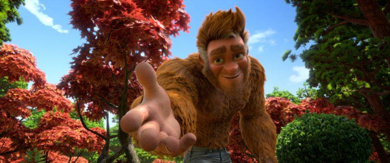 bo to la chan to 3 800x335 - Đánh giá phim Bố tớ là Chân To - The son of Bigfoot