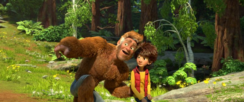 bo to la chan to 5 800x335 - Đánh giá phim Bố tớ là Chân To - The son of Bigfoot