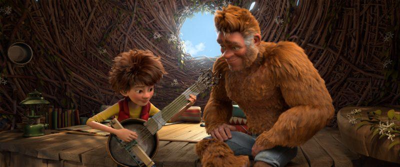 Bố tớ là Chân To - The son of Bigfoot