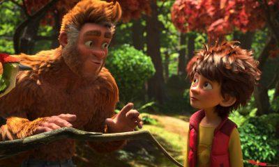 bo to la chan to featured 400x240 - Đánh giá phim Bố tớ là Chân To - The son of Bigfoot