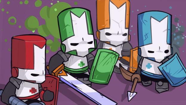 castle crasher - Top 10 game giết thời gian trên máy tính