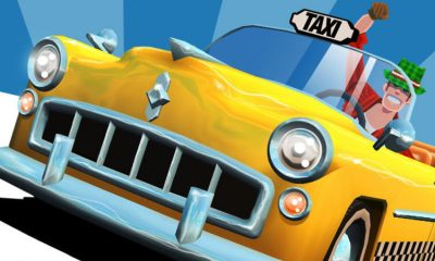crazy taxi featured 400x240 - Game mobile hay - Crazy Taxi: City Rush