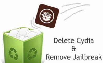 cydia remover featured 400x240 - Cách restore lại thiết bị giữ nguyên phiên bản iOS