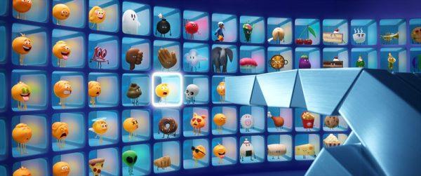 emoji 4 600x251 - Đánh giá phim Đội quân cảm xúc: Kịch bản cũ, thiếu cao trào