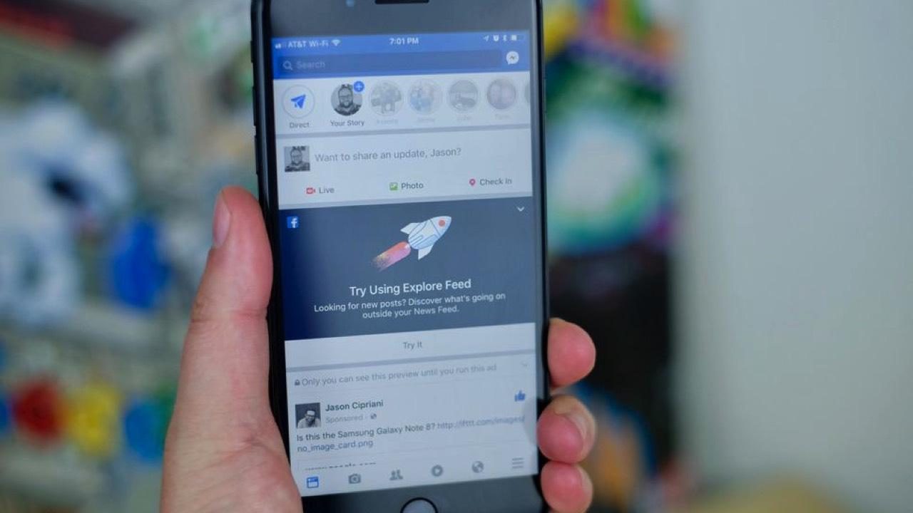 facebook explore feed featured - Tự khám phá những thông tin có thể bạn quan tâm trên Facebook