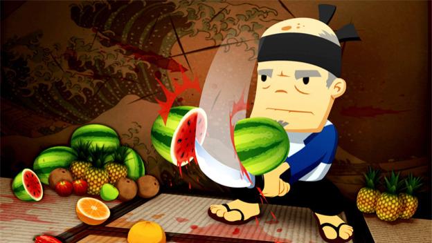 Fruit Ninja - game giết thời gian trên máy tính