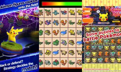 game pokemon featured 400x240 - Top 10 game Pokemon trên iOS miễn phí và hay nhất