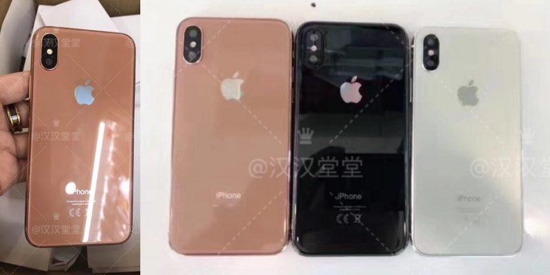 iphone 8 2 800x400 - Lộ ảnh mặt trước iPhone 8 rõ ràng từ evleaks