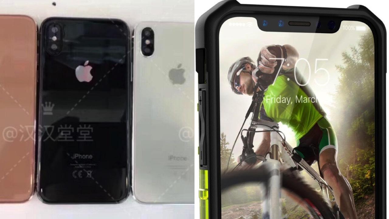 iphone 8 featured - Lộ ảnh mặt trước iPhone 8 rõ ràng từ evleaks