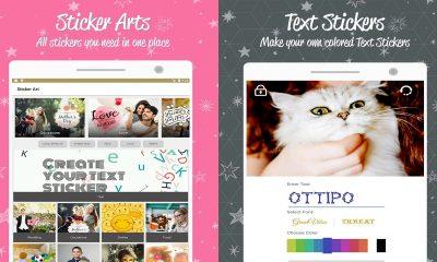 ottipo 1 400x240 - Phần mềm chỉnh sửa ảnh Android với 24 bộ sticker, hiệu ứng, khung ảnh