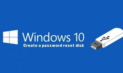 Cách reset mật khẩu Windows 10