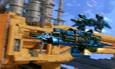 Strike Vector EX game review