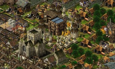 stronghold kingdoms featured 400x240 - Game mobile mới: Stronghold Kingdoms