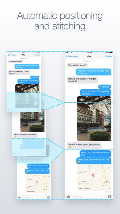 tailor 1 - Cách chụp cuộn màn hình trên iPhone