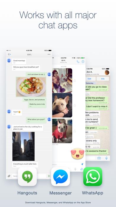 tailor 2 - Cách chụp cuộn màn hình trên iPhone