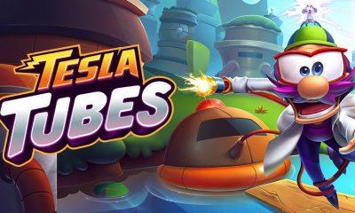 tesla tubes featured 400x240 - Game mobile hay: Tesla Tubes