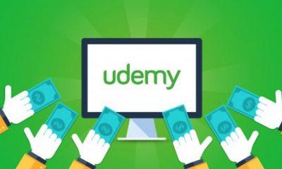udemy featured 400x240 - Miễn phí 5 bộ tài liệu Udemy trị giá 650USD