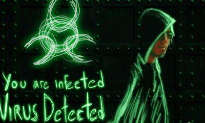 virus detected by fureimes d3dbp32 400x240 - Virus máy tính là gì?