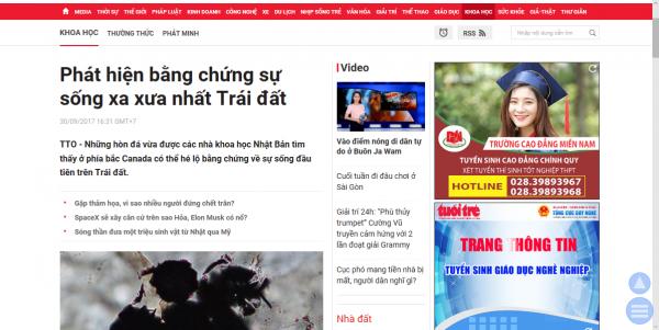 2017 09 30 18 53 27 600x301 - Đọc tin Việt tổng hợp trên Google News với hai ứng dụng Windows 10