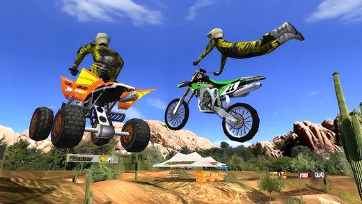 2xl mx offroad - Top 10 game đua xe địa hình miễn phí hấp dẫn trên iOS và Android